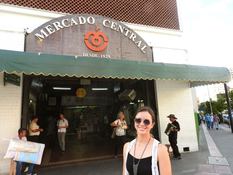 Mercado Central de Belo Horizonte - Fachada