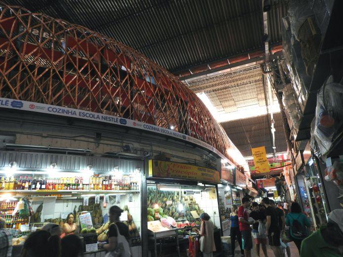 Mercado Central de Belo Horizonte - Por dentro