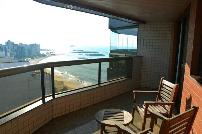 Vila Velha - Varanda do Hotel