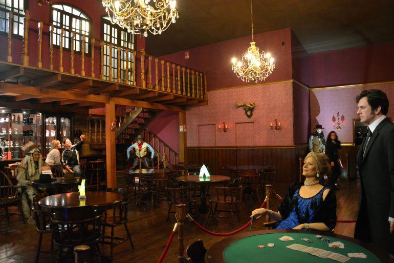 Museu de Cera Gramado - Saloon