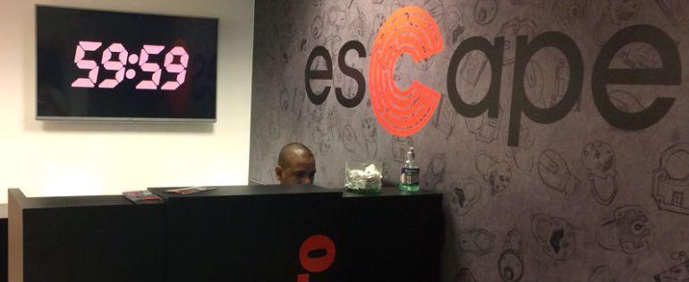 Escape 60 - Hall de Entrada