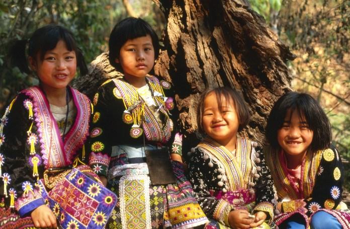 Tailândia - Comportamento - Sorria