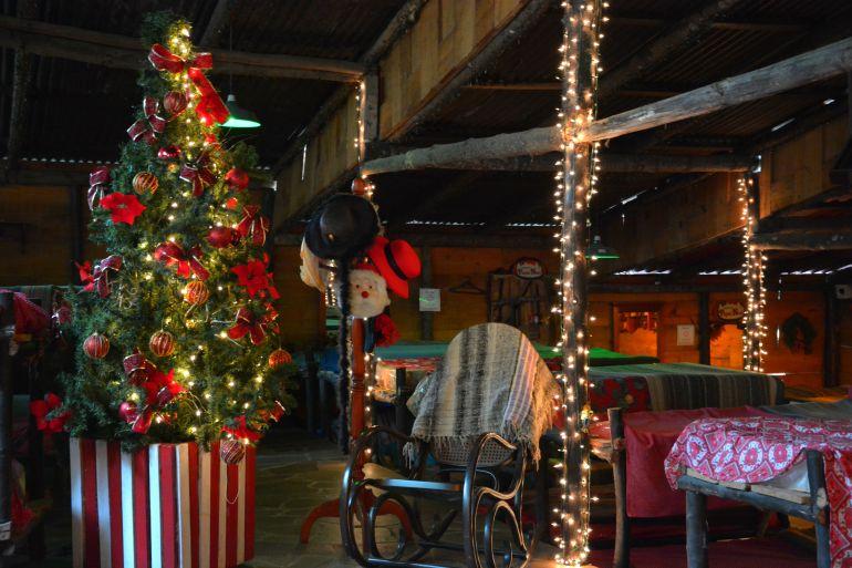 Aldeia do Papai Noel - Dormitório