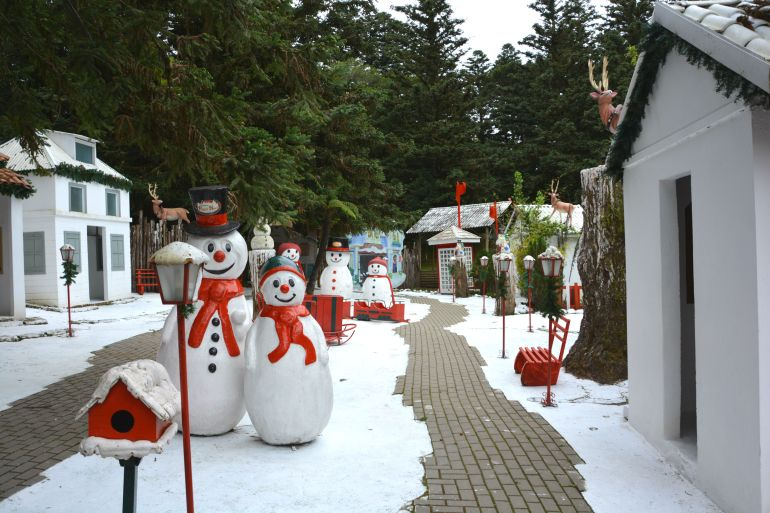 Aldeia do Papai Noel - Terra da Neve