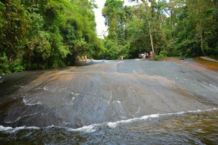 O que fazer em Paraty - Cachoeira do Tobogã