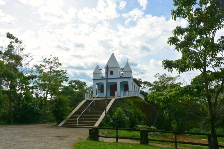 O que fazer em Paraty - Igreja da Penha