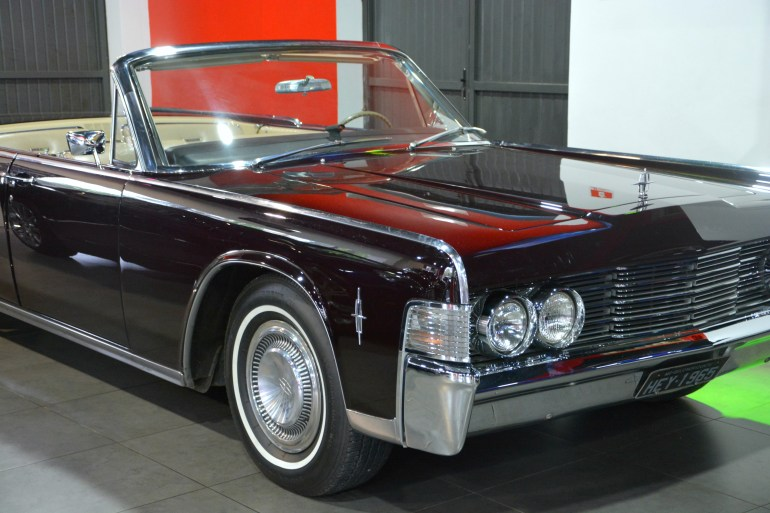 Super Carros - Lincoln Continental