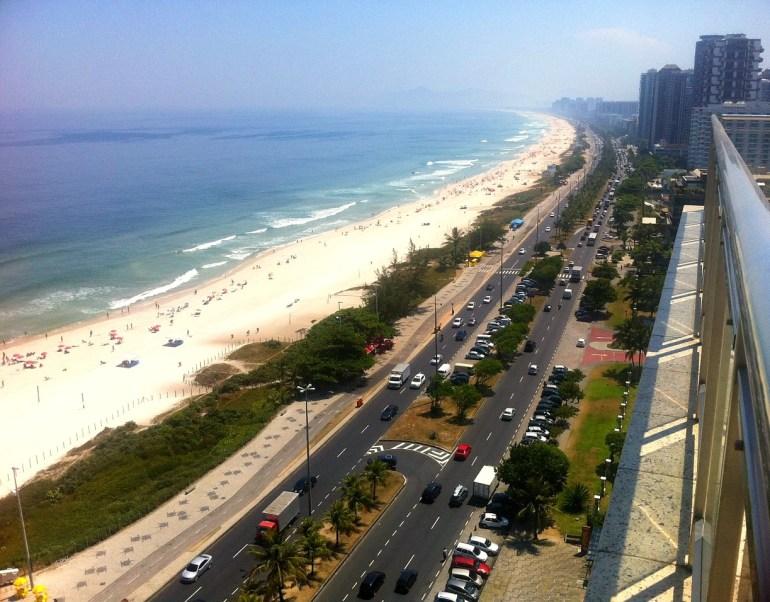 Melhores Praias do Rio de Janeiro - Barra da Tijuca