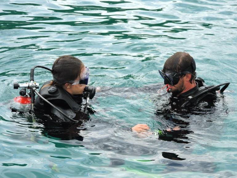 Mergulho em Paraty - 3