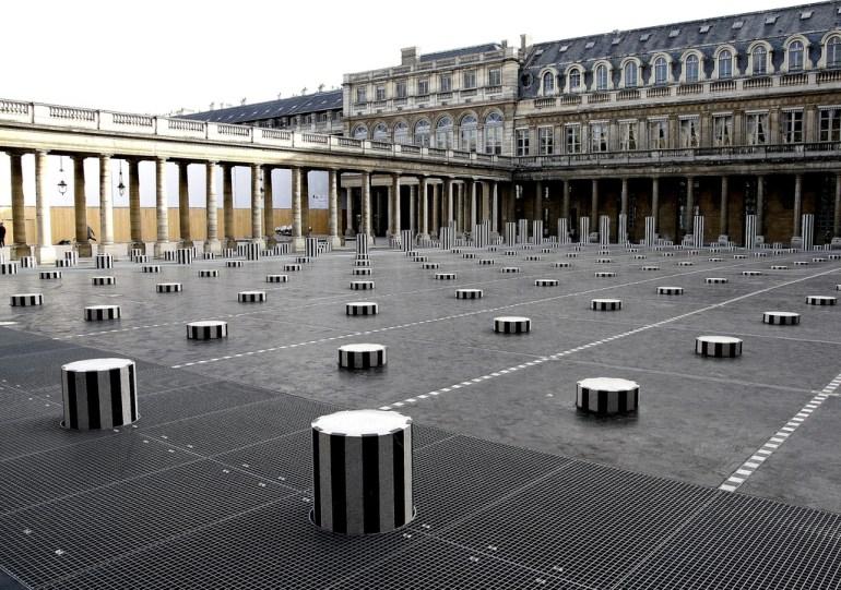 O que fazer em Paris de graça - Domaine du Palais Royal