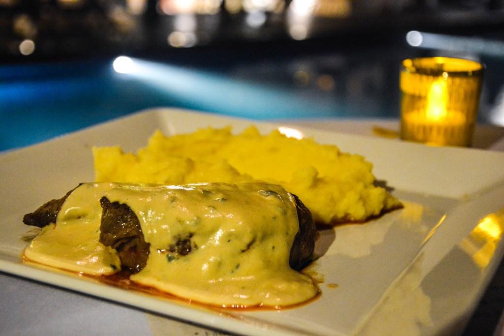 Restaurante do La Villa Jeri