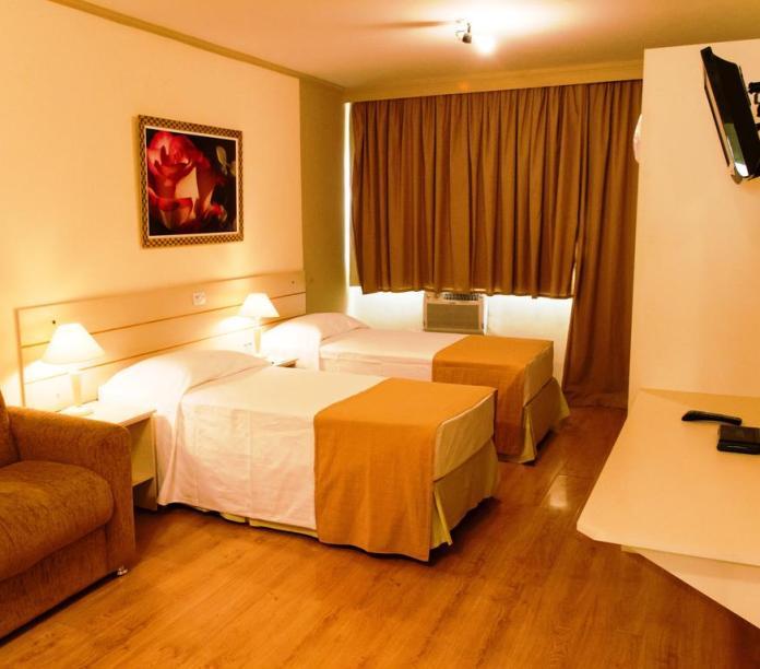 Hotel em Campo Grande - Harbor