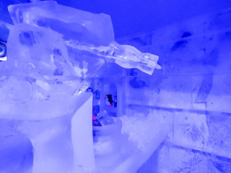 Ice Bar - Iceland - 4