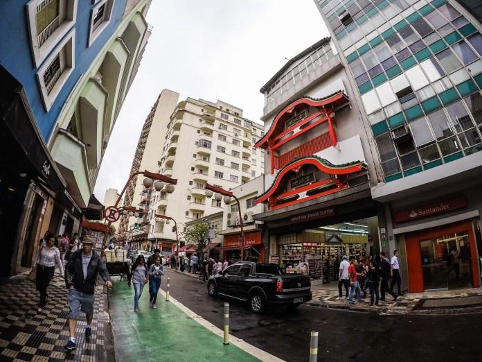 Guia de Compras - Bairro da Liberdade - São Paulo -2