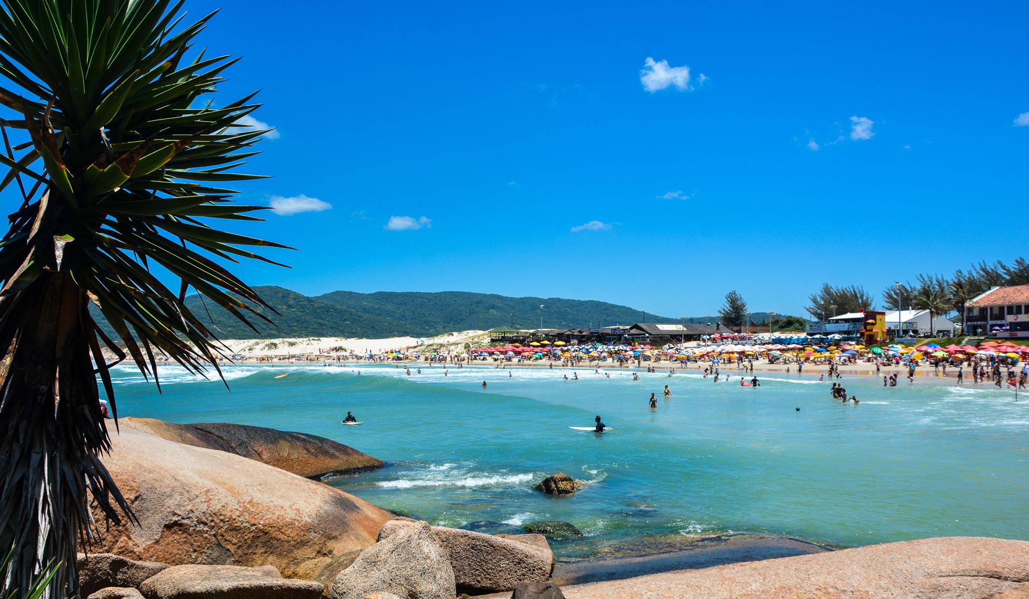 O que fazer na Lagoa da Conceição, no lado leste de Florianópolis