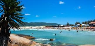 Leste de Florianópolis - Praia da Joaquina