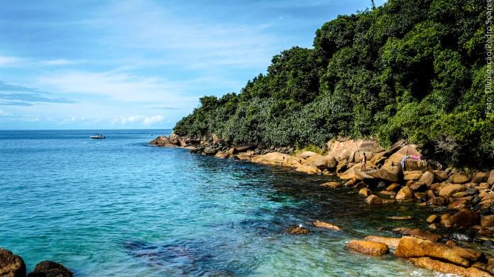 Leste de Florianópolis - Prainha da Barra