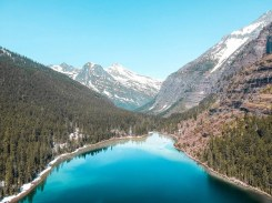 Glacier National Park - How to Workout on Vacation