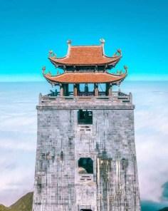 Best Travel Drone - DJI Spark - Fansipan Mountain