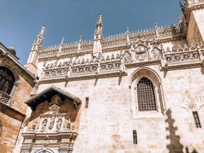 Exploring Granada's Churches
