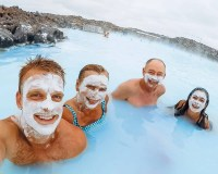 24 Hours in Reykjavic - The Blue Lagoon!