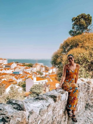 3 Day Guide to Lisbon - São Jorge Castle