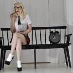Nerdy Schoolgirl Lolita