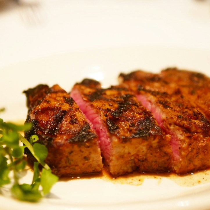 16oz Cajun Spiced Rib Eye Steak from Morton's - HK$678