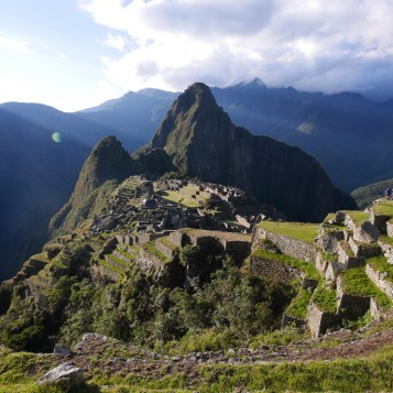 Machu Picchu - Late afternoon