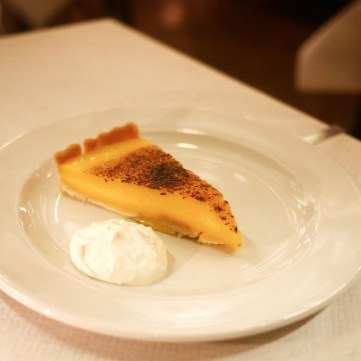 Amalfi lemon tart - Trullo