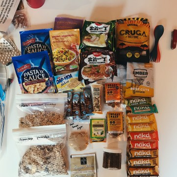 Food supplies from London