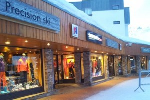 Pecicion Ski i hovedgaden