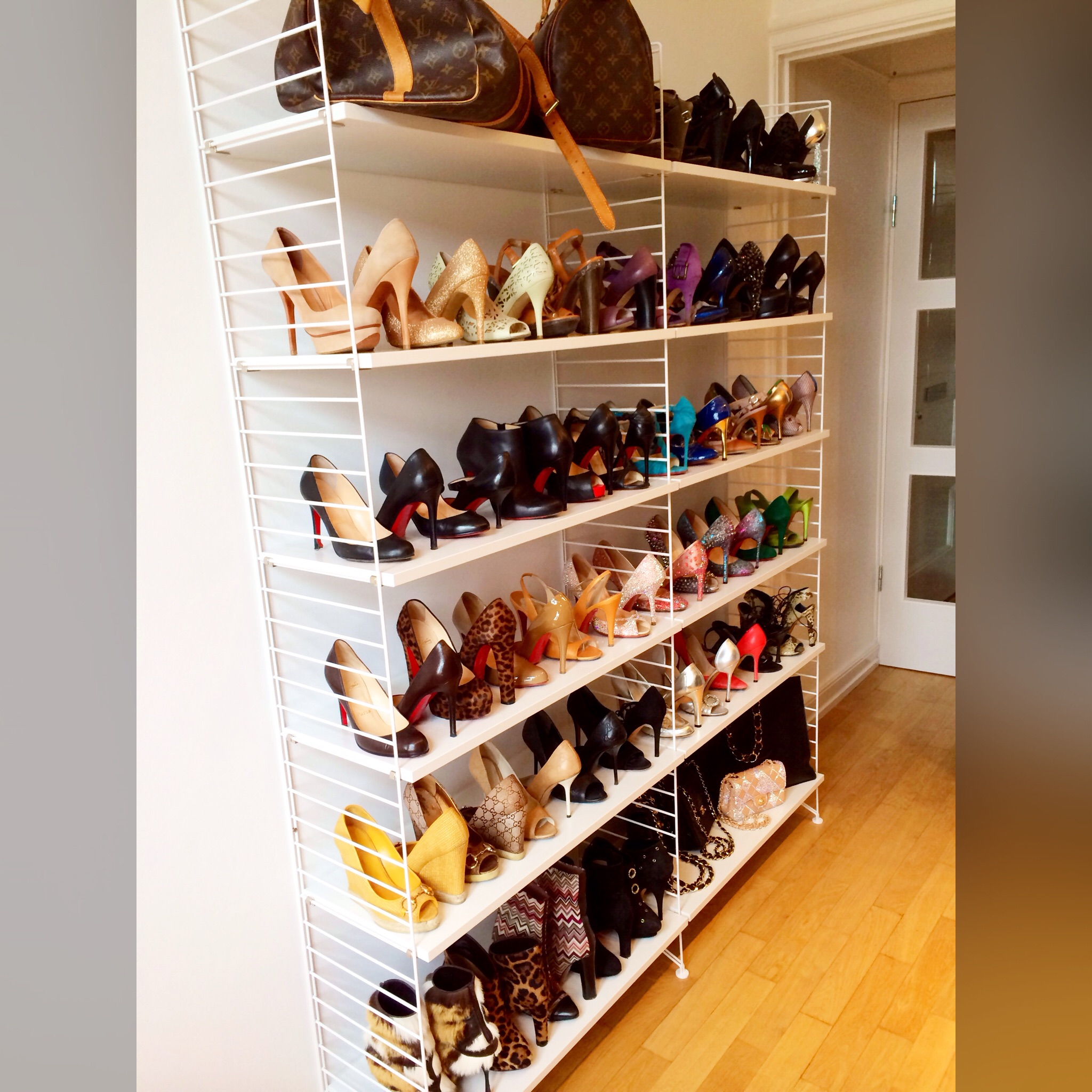 3 Stylish Ways To Store Christian Louboutin Shoes Lollipuff
