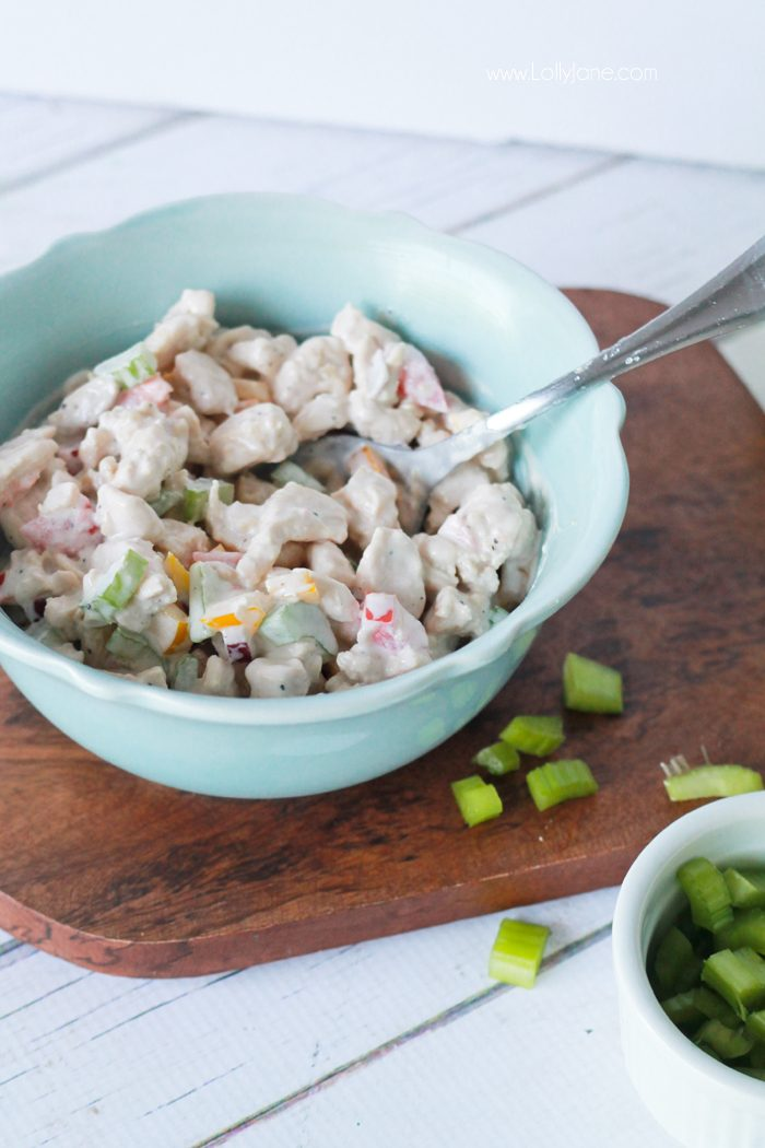 Pear Salad Easy Pecans