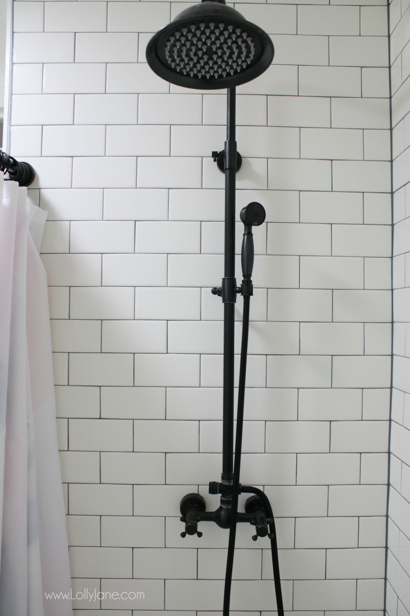 farmhouse bathroom remodel sources