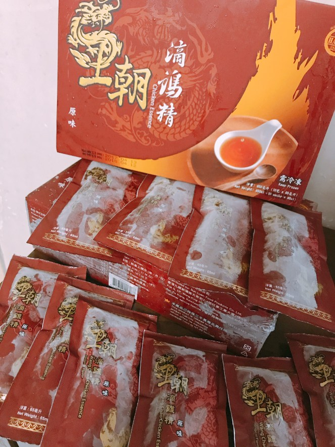 產前最後一補 – 王朝滴雞精 – www.lollyko.com