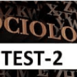 Sosyoloji Test-2
