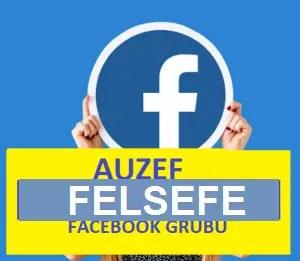Facebook Felsefe Grubu