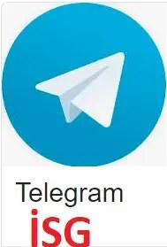 Telegram İş sağlığı Ve güvenliği