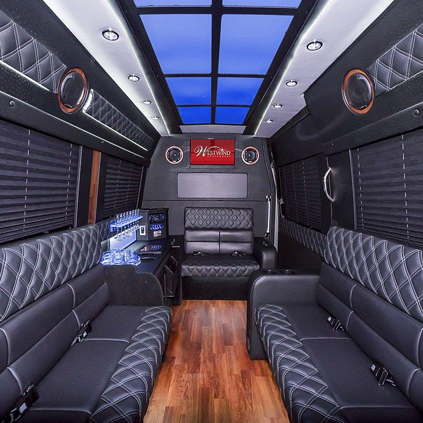atlanta sprinter limo service