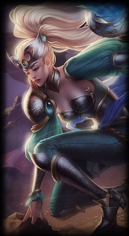 Victorious Janna How To Get This Skin