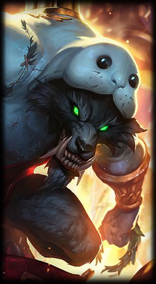 Urf The Manatee Warwick LoL Skin Spotlight League Of Legends Skin