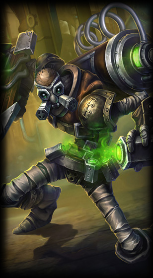 Hextech Singed Skin For SALE Get It NOW