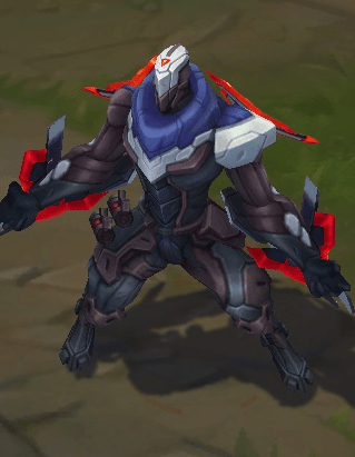 PROJECT Zed LoL Skin Spotlight Now For Sale Ingame