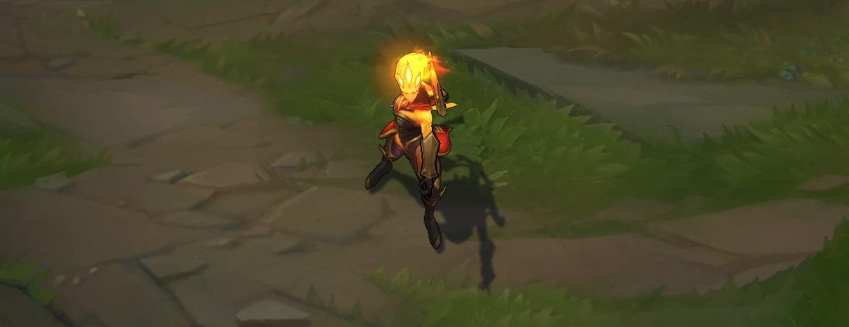 Infernal Diana LoL Skin Spotlight League Of Legends Skin