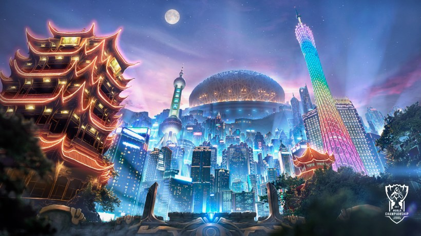 Image result for League of Legends World CHampionship 2017