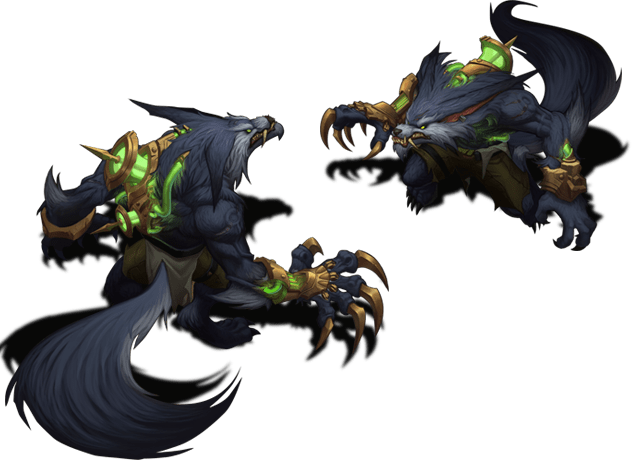 League Of Legends Releases Full Details On Warwick Rework