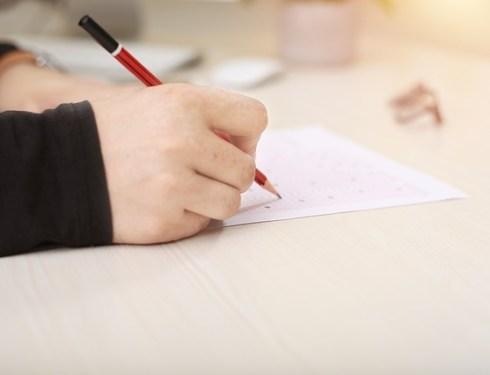 Wyniki testu z Języka Angielskiego  dla kandydatów do LO (uczniowie po gimnazjum)