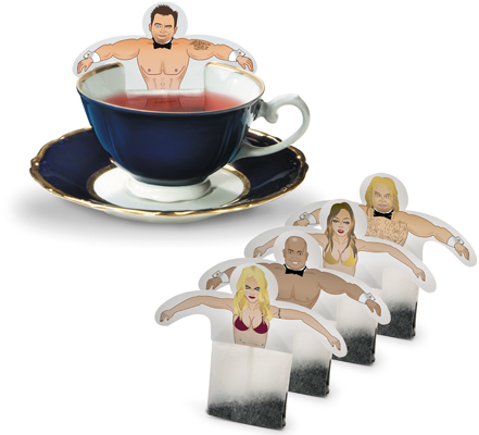 Stripper Tea Bags