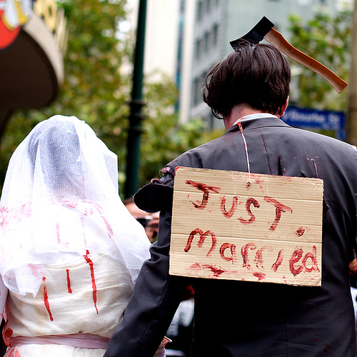Zombie Marriage